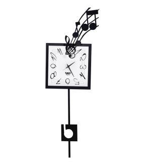 Reloj modelo NOTE negro