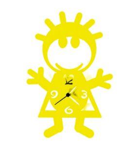 Comprar online Reloj de Metal : Modelo BIBO Amarillo