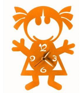 Comprar online Relojes Infantiles : Modelo BIBA Naranja