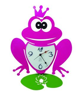 Comprar online Relojes de Pared : Modelo RANOCCHIO Fucsia