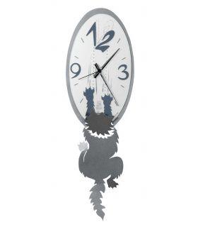 Reloj modelo CRAZY TOMMY aluminio.