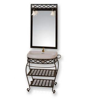 Comprar online Conjunto de Baño Forja : Modelo TURIA