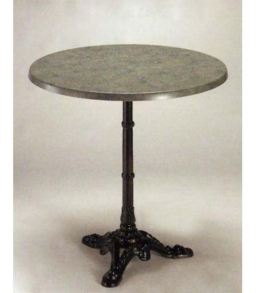 Pie mesa fundición Aluminio Mod. PARISINA