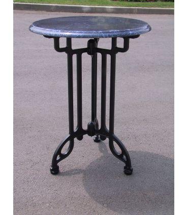 Pie mesa de fundición Aluminio Mod. MODERNISTA
