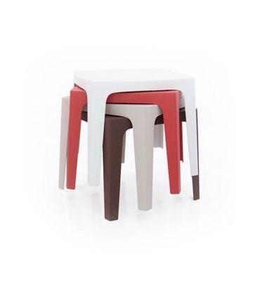 Mesas de Diseño para Exterior : Colección SOLID