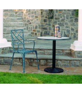 Comprar online Pie de Mesa de Fundición Aluminio Mod. SALOU
