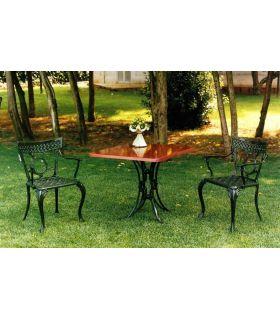 Comprar online Pie mesa de fundición Aluminio Mod. TOLEDO