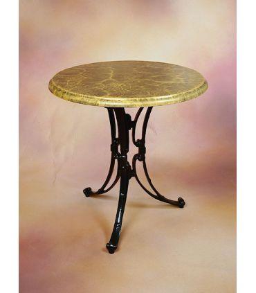 Pie mesa de fundición Aluminio Mod. TOLEDO