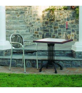 Comprar online Pie mesa de fundición Aluminio Mod. DESSI.