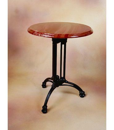 Pie mesa de fundición Aluminio Mod. DESSI.