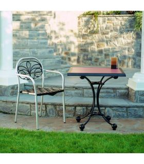 Comprar online Pie mesa de fundición Aluminio Mod. PORTO