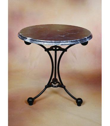 Pie mesa de fundición Aluminio Mod. PORTO