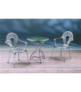 Comprar online Pie mesa de fundición Aluminio Mod. ARTNOVO