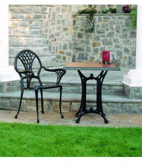 Comprar online Pie mesa de fundición Aluminio Mod. DECO-4
