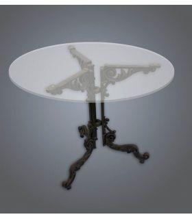 Comprar online Pies de Mesa Fundicion de Aluminio ROMANTICA