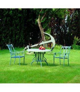Comprar online Pie mesa de fundición Aluminio Mod. LIRA ESPECIAL.