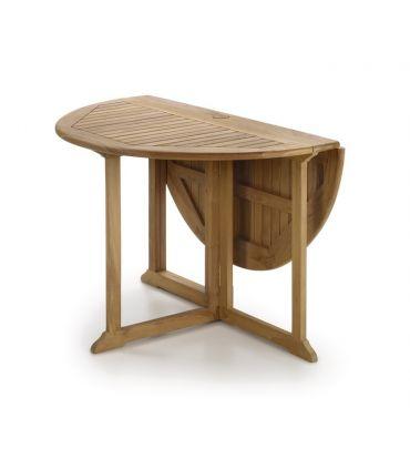 Mesas de Madera para Exterior : Colección CLASSIC 9124