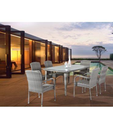 Mesas para Jardin : Coleccion MONACO rectangular