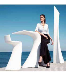 Mesas Altas de Diseño en Resina : Modelo WING