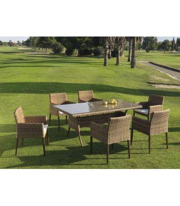 Mesas de Terraza y Jardín : Colección AGADIR