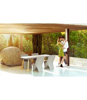 Comprar online Mesas de Comedor de Diseño en Resina : Modelo SLOO