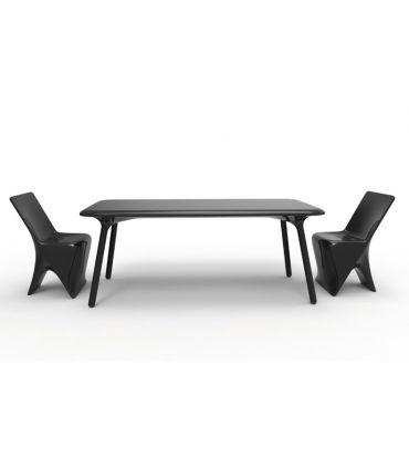 Mesas de Comedor de Diseño en Resina : Modelo SLOO