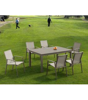 Comprar online Mesa Extensible de Terraza y Jardín : Modelo FARO