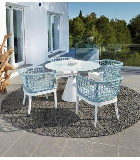Comprar online Mesa de Diseño en Aluminio : Modelo CONIC
