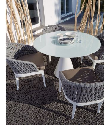 Mesa de Diseño en Aluminio : Modelo CONIC
