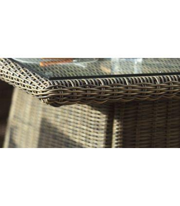 Mesas de Rattan Sintetico : Coleccion RIVIERA rectangular