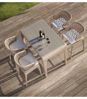 Comprar online Mesa alta para Terraza y Jardín : Modelo JOURNEY