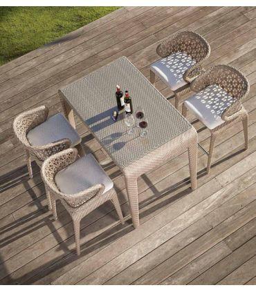 Mesa alta para Terraza y Jardín : Modelo JOURNEY