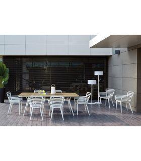 Comprar online Mesa de Comedor para Terraza y Jardín : Modelo RAUNG