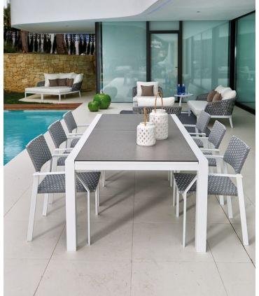 Mesa de Terraza y Jardín : Modelo BREEZE