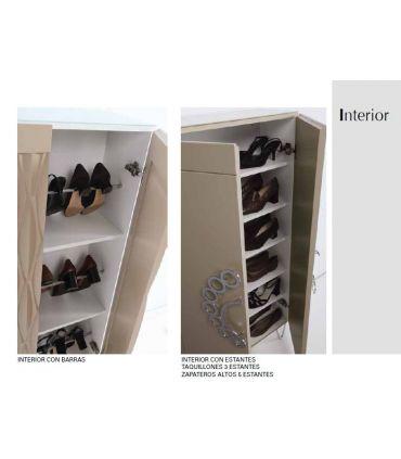 Zapateros de Diseño Moderno : Modelo MONACO