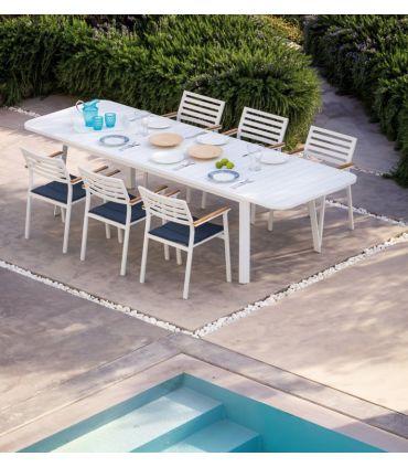 Mesa de Comedor para Terraza y Jardín : Colección KLARA