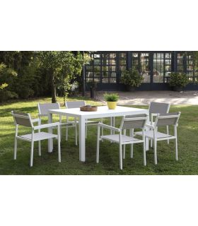 Comprar online Sillones de Aluminio y Textiline : Coleccion CALPE