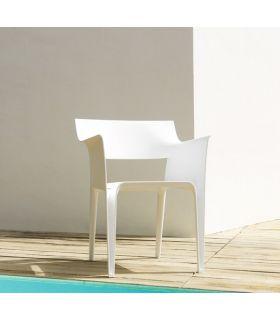 Sillas de Diseño para Exterior : Modelo PEDRERA