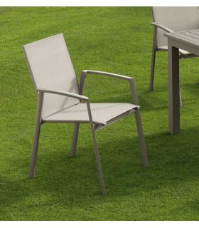Comprar online Sillas con brazo de Terraza y Jardín : Modelo FARO