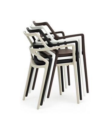 Sillas Apilables de Diseño : Colección DELTA