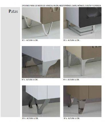 Zapateros de Diseño Moderno : Modelo MEDITERRANEO