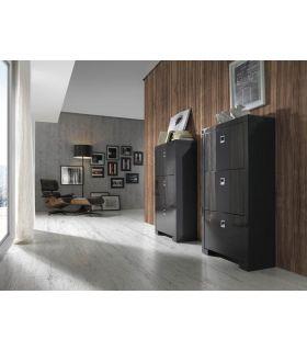 Comprar online Zapateros de diseño en madera : Modelo MATRIX Vertical