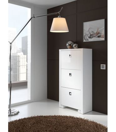 Zapateros de diseño en madera : Modelo MATRIX Vertical