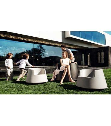 Sillón de Diseño en Resina : Modelo ROULETTE