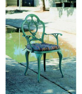 Comprar online Silla y sillón de fundición Aluminio Mod. ORLANDO