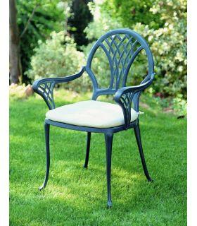 Comprar online Silla y sillón de fundición Aluminio Mod. TIJUANA