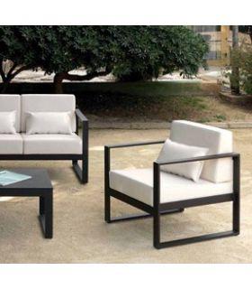 Comprar online Sillones de Exterior Aluminio : Colección MARBELLA