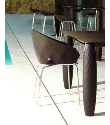 Set de 4 Sillas de Diseño : Colección VASES