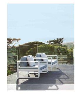 Comprar online Sillones de Aluminio de Exterior : Colección MIAMI