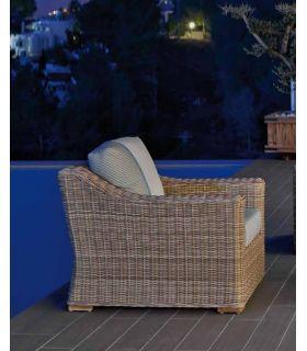 Comprar online Sillones de Rattan para Terraza y Jardin : Coleccion CALA
